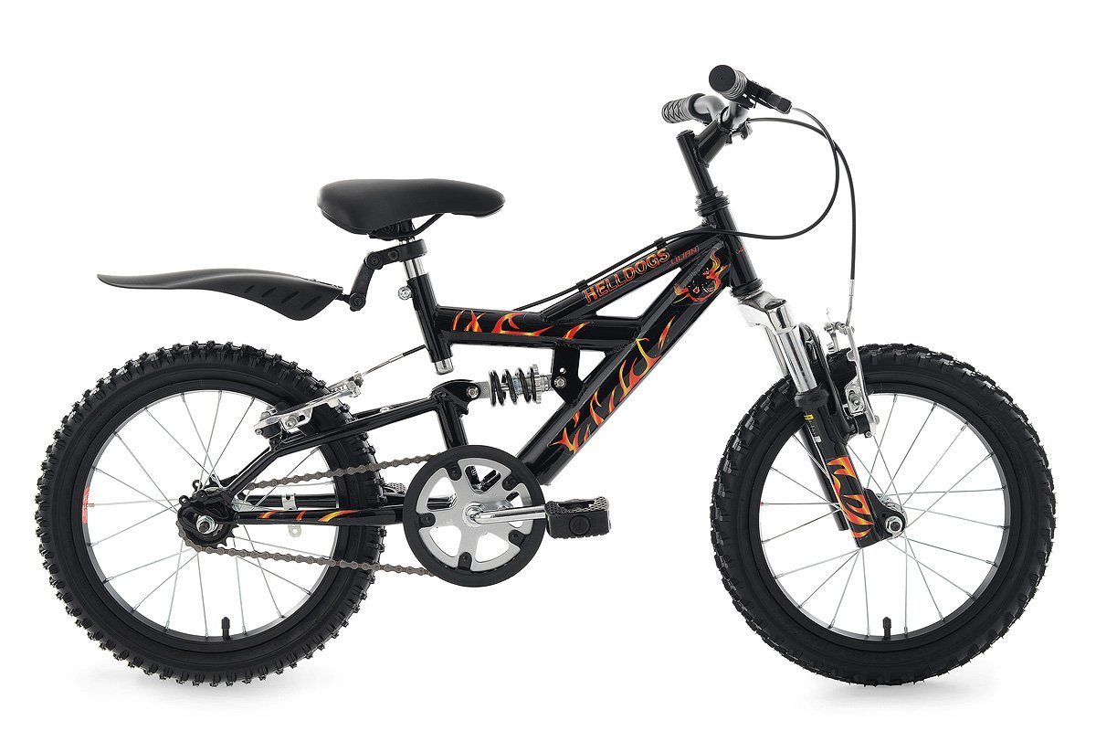 vélo enfant Helldogs TC de KS Cycling